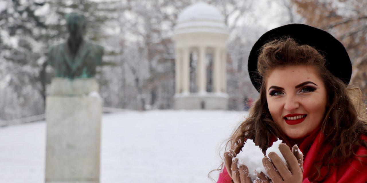 FOTO: Poveste de iarnă – Craiova sub zăpadă