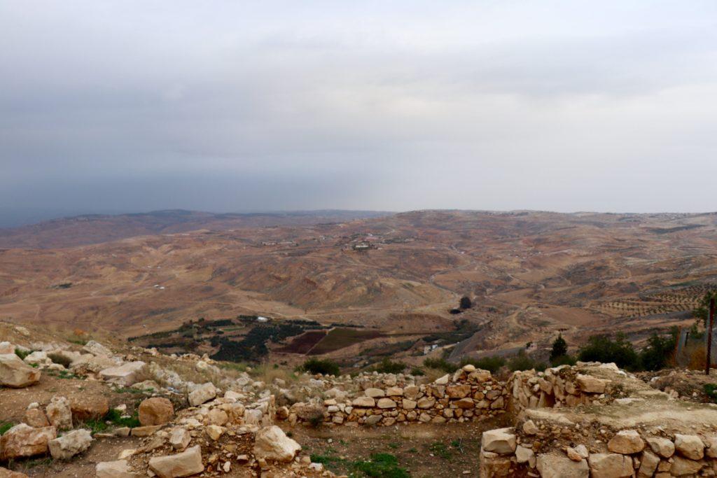 Iordania - Muntele Nebo