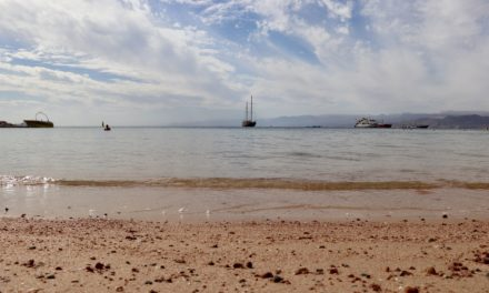 Istoria, peisajele și distracția din Aqaba, Iordania