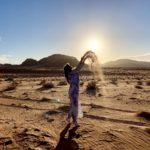O noapte petrecută în deșertul Wadi Rum și mii de stele care m-au vegheat