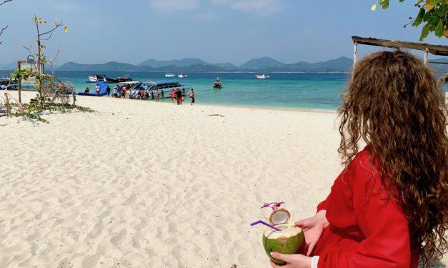 Croazieră către Phi Phi Islands sau cum să petreci o zi în Paradis