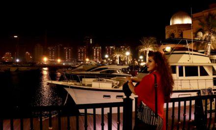Vlog de călătorie: Doha și începutul aventurii în Asia