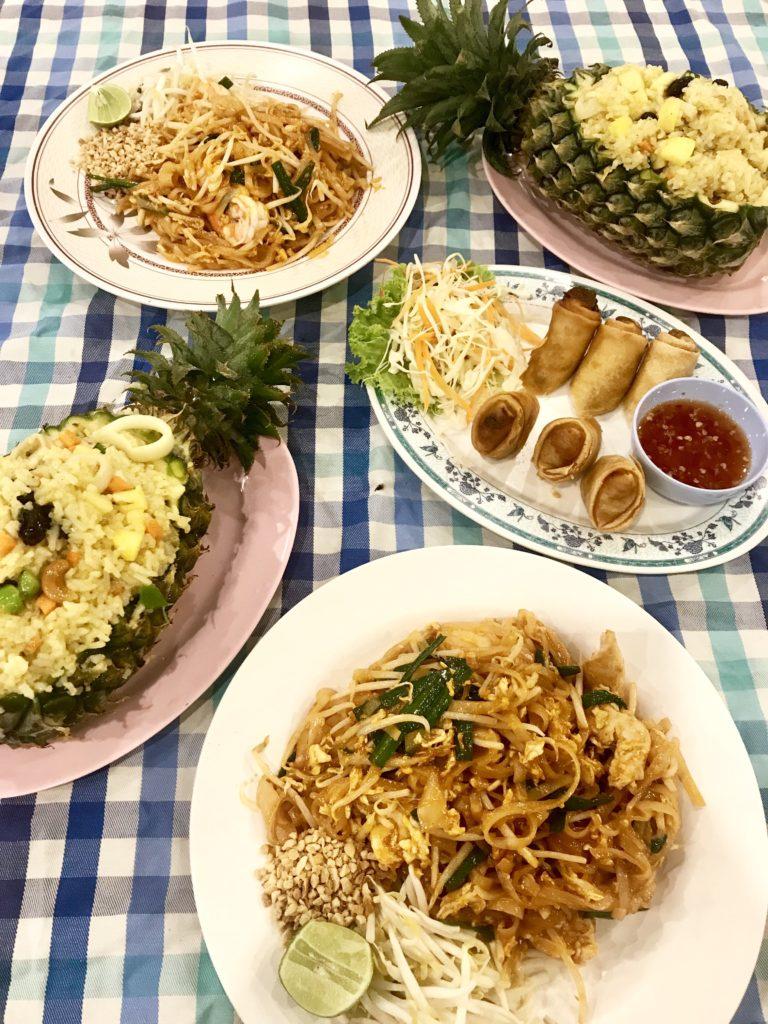 Gastronomie thailandeză