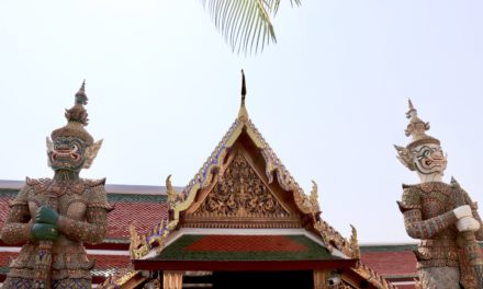 FOTO: Marele Palat din Bangkok – un simbol al capitalei Thailandei