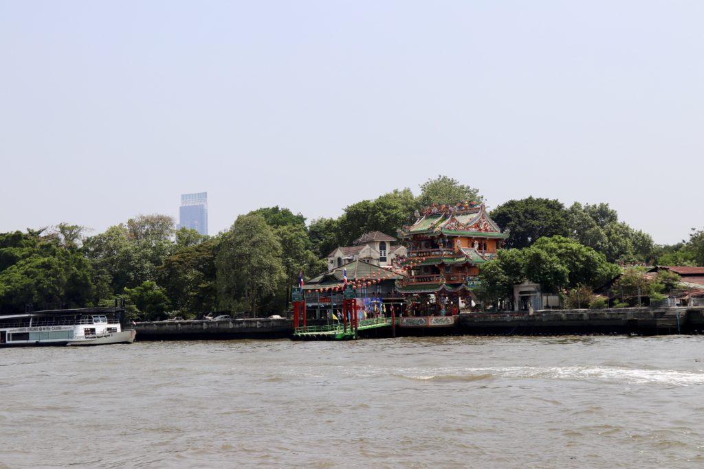 Croazieră pe râul Chao Praya, Bangkok