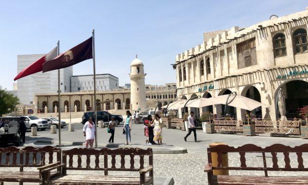 Doha: despre bazar, port popular, dimineți târzii și proiecte ambițioase