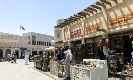 Am plecat în Doha