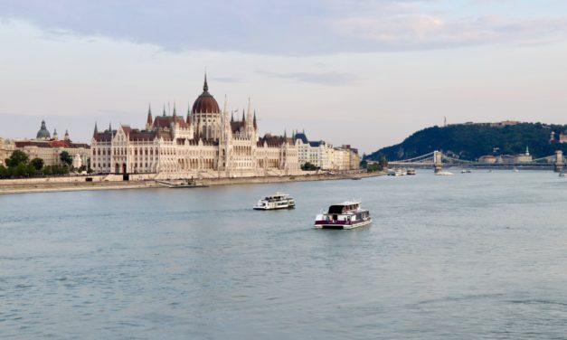 FOTO: Budapesta – o relație de iubire care se retrăiește în fiecare an