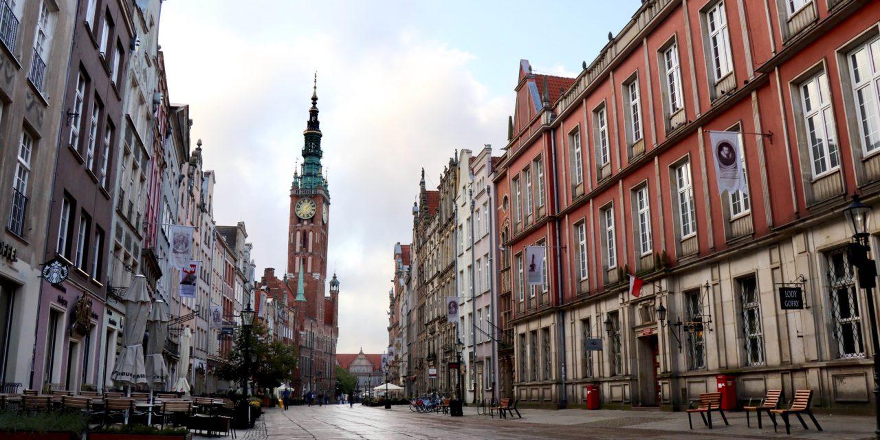 5 lucruri pe care le iubesc la orașul Gdansk