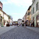 FOTO: Miercurea-Ciuc, un oraș liniștit cu aer medieval