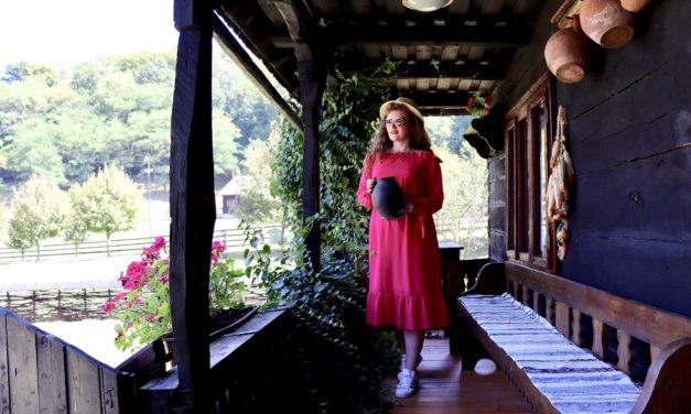 Tradițiile românești văzute de la bordul Transilvania Train by Lidl