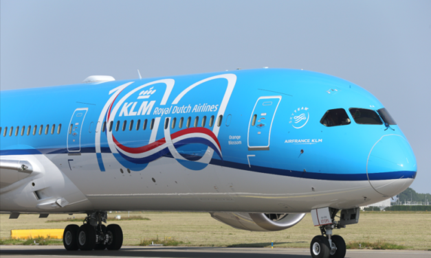 KLM Royal Dutch Airlines aniversează 100 de ani de activitate