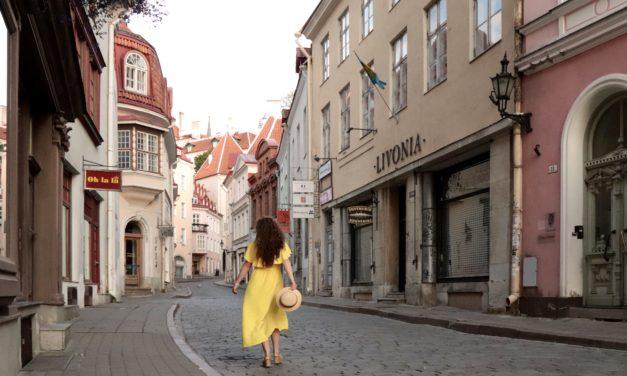 Tallinn, un oraș ca o cutie de bijuterii