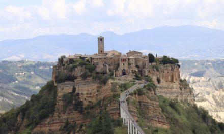 Civita di Bagnoregio, orașul suspendat între pământ și cer