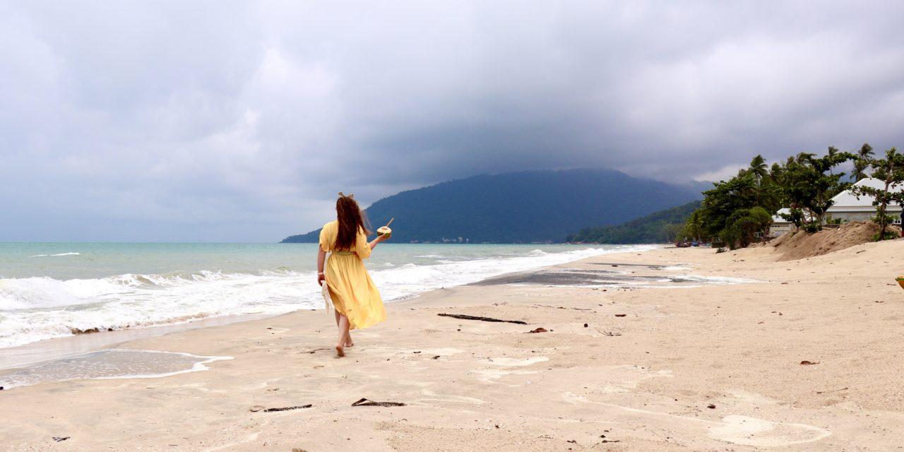 Unseen Thailand: La plajă în sezonul ploios