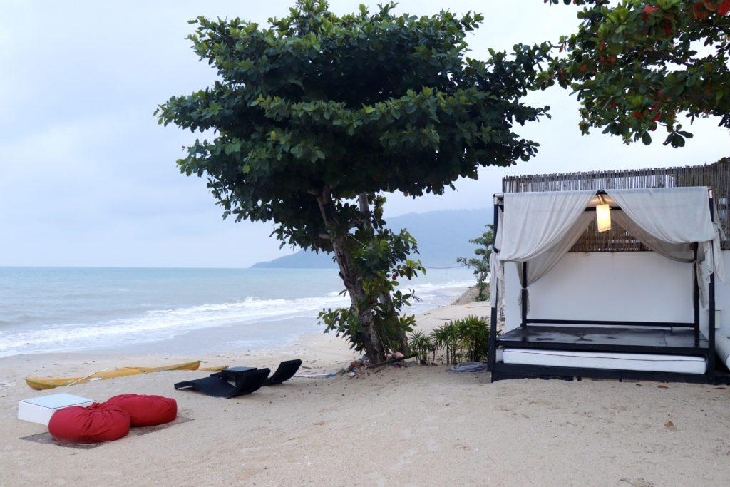 Khanom Beach, Thailanda