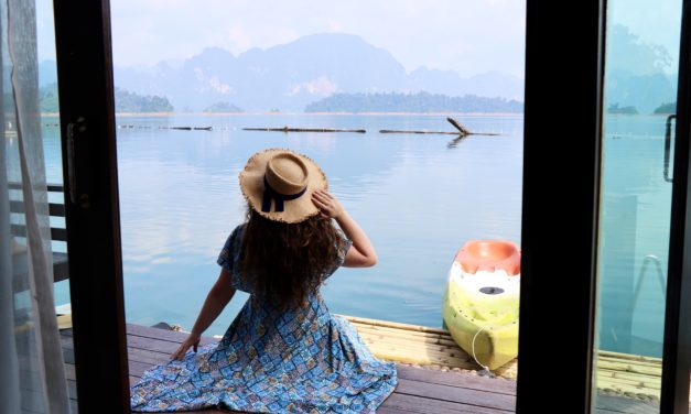 Unseen Thailand: În mijlocul liniștii din Parcul Național Khao Sok
