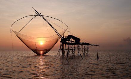 Unseen Thailand: FOTO – Povestea unui răsărit în Phatthalung, Thailanda