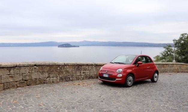FOTO: Lacul Bolsena și orășelul Capodimonte din Italia