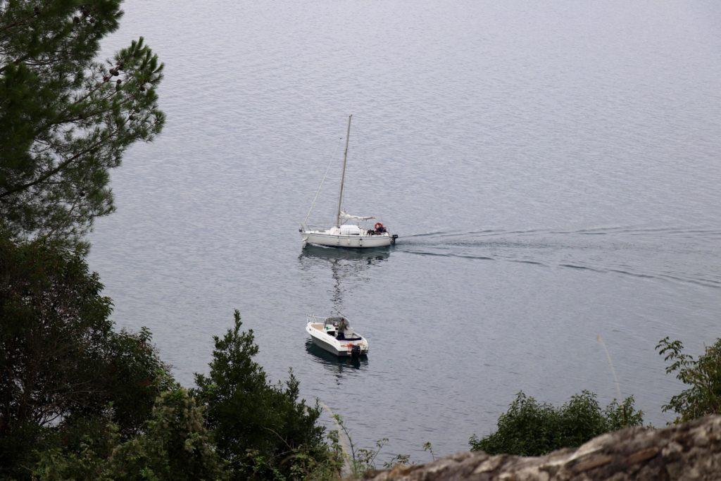 Lacul Bolsena, Italia