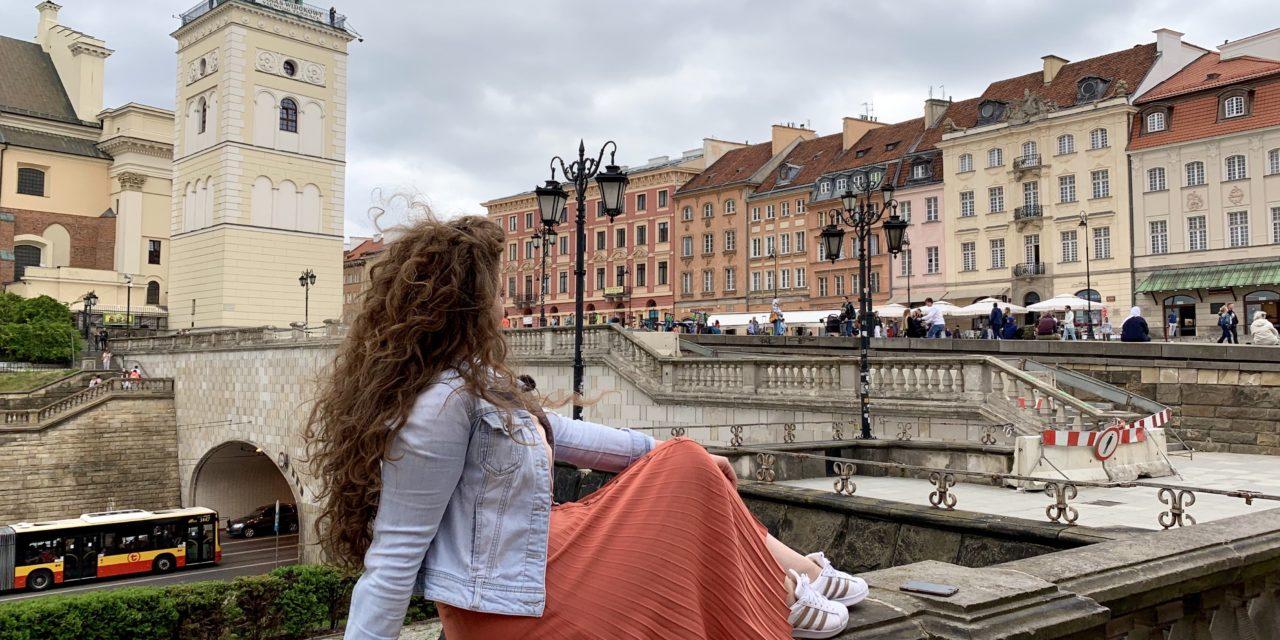 Varșovia – o istorie înfrumusețată de arii muzicale