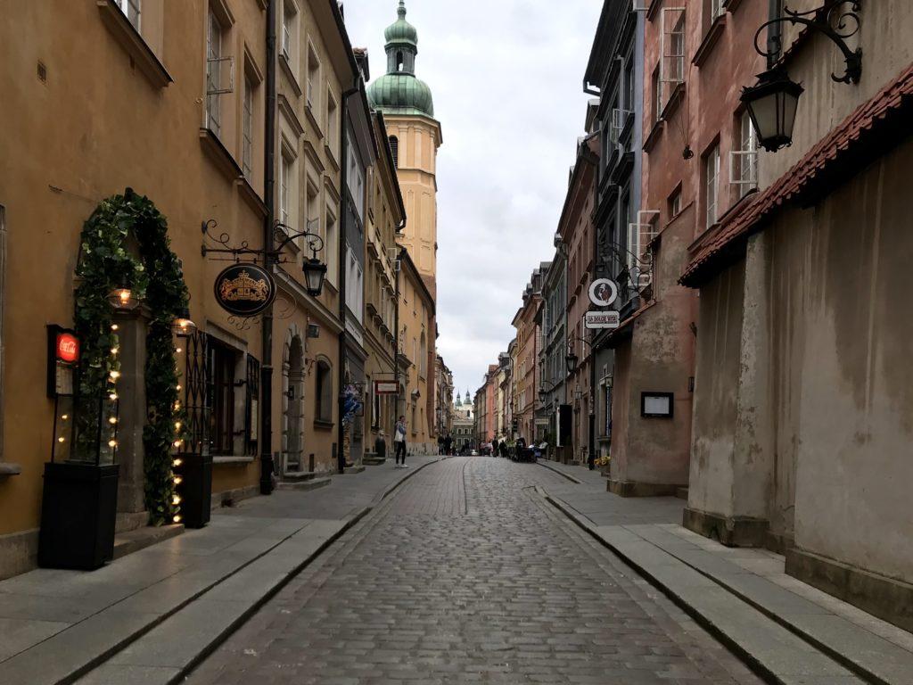Varșovia, Polonia