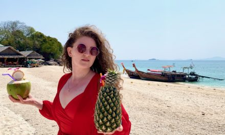 Vlog de călătorie: Paradisul exotic din Phi Phi Islands
