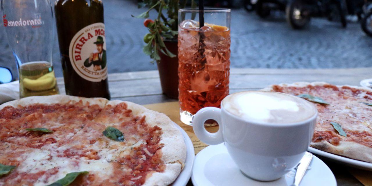 Unde bem cafeaua weekendul acesta? În Roma
