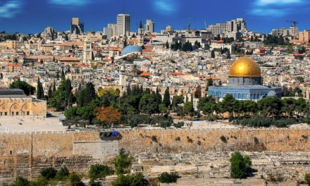 Am plecat în Israel
