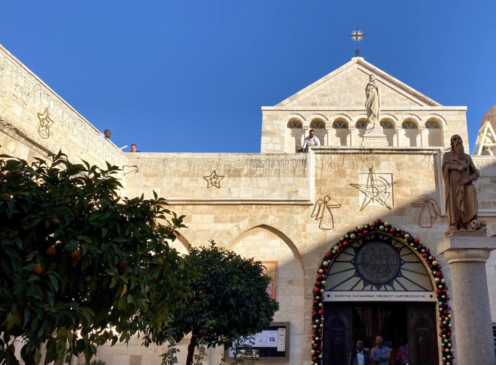 Betleem, Palestina