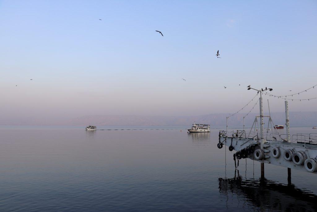 Tiberias, Marea Galileei, Israel