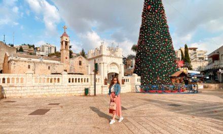Visător în Israel (I): Nazareth, Marea Galileei, Tel Aviv nocturn