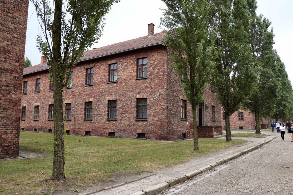 Auschwitz, Polonia