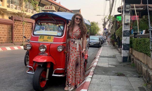 Vlog de călătorie: Cum m-am îndrăgostit de Chiang Mai, Thailanda