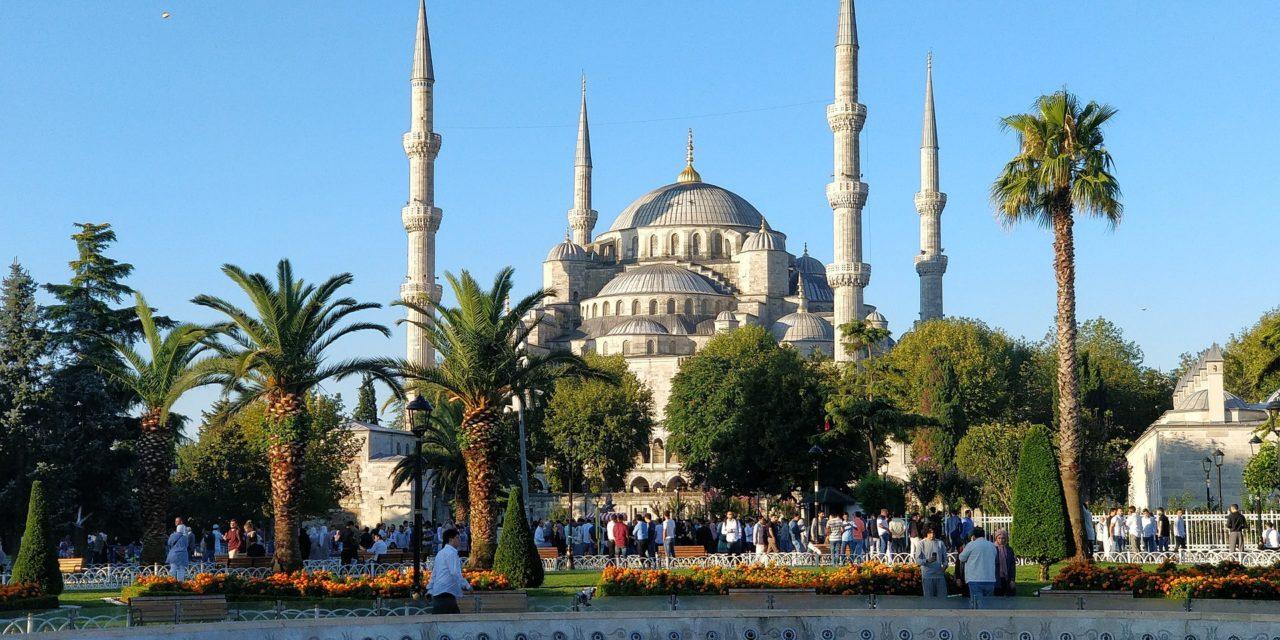 Am plecat la Istanbul