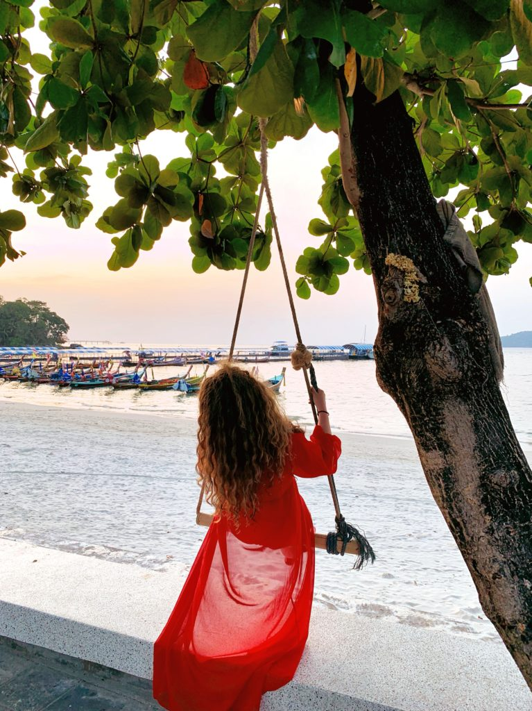 Patong Beach, Phuket, Thailanda