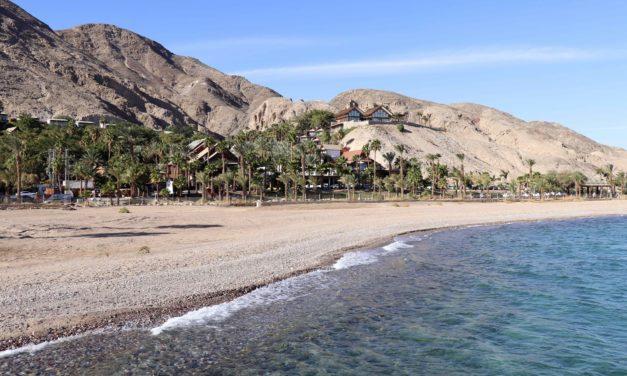 Visător în Israel (III): Eilat
