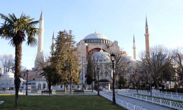 Istanbul – Măreața Catedrală Hagia Sophia
