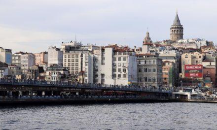 Istanbul – Podul și Turnul Galata