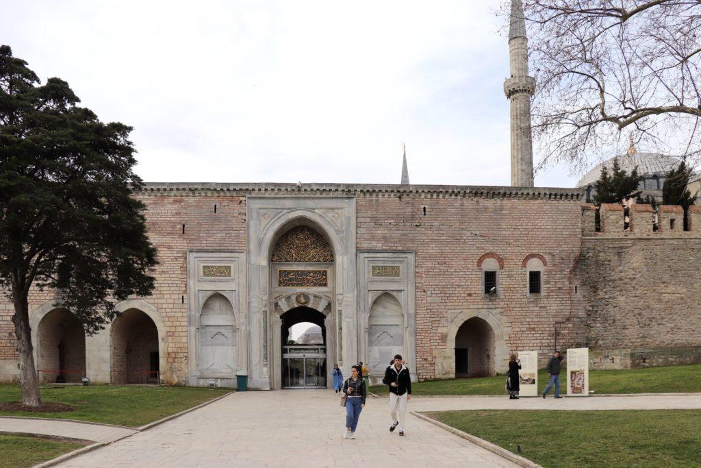 Palatul Topkapi, Istanbul