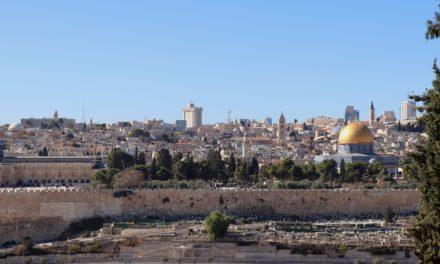 Video: Ierusalim, orașul celor trei religii