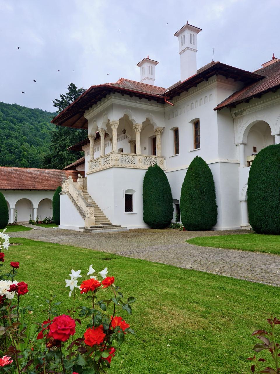 Mănăstirea Brâncoveanu din Sâmbăta de Sus, Țara Făgărașului