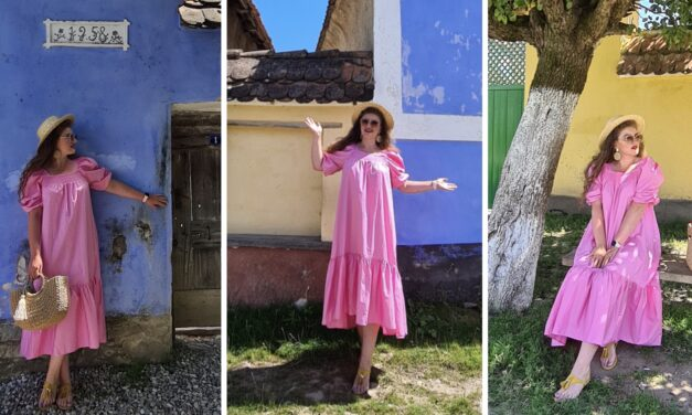 Viscri | Ce se ascunde în spatele caselor colorate?