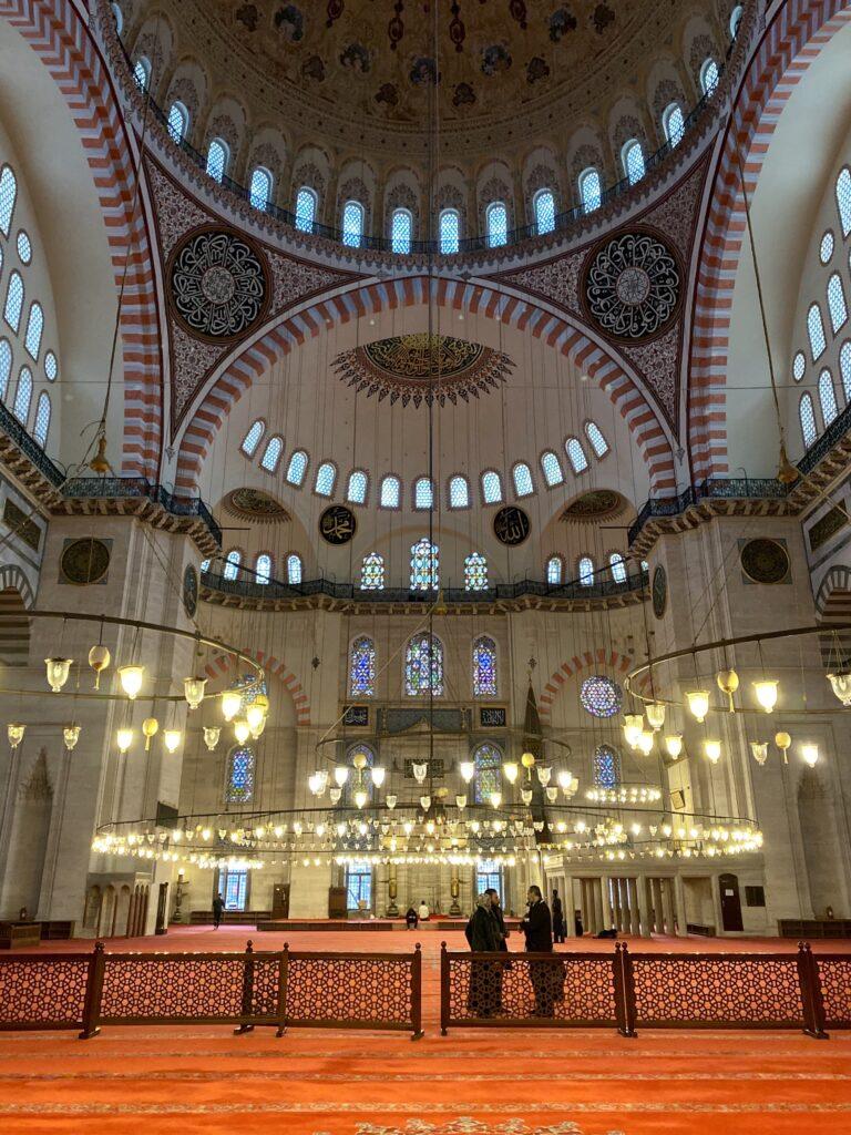Moscheea Suleiman, Istanbul