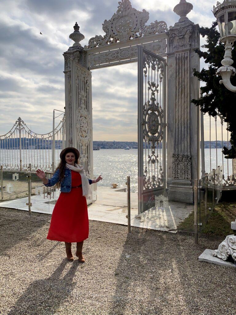 Palatul Dolmabahce, Istanbul