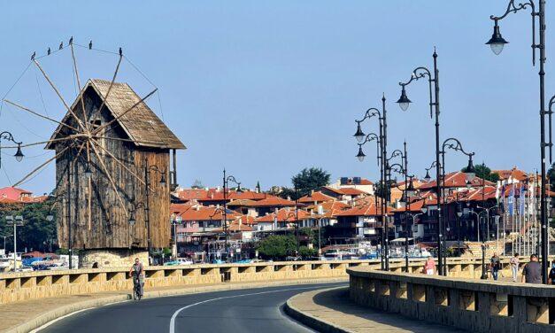 Descoperă coasta Mării Negre | Sozopol și Nesebar | Sfaturi de călătorie în Bulgaria
