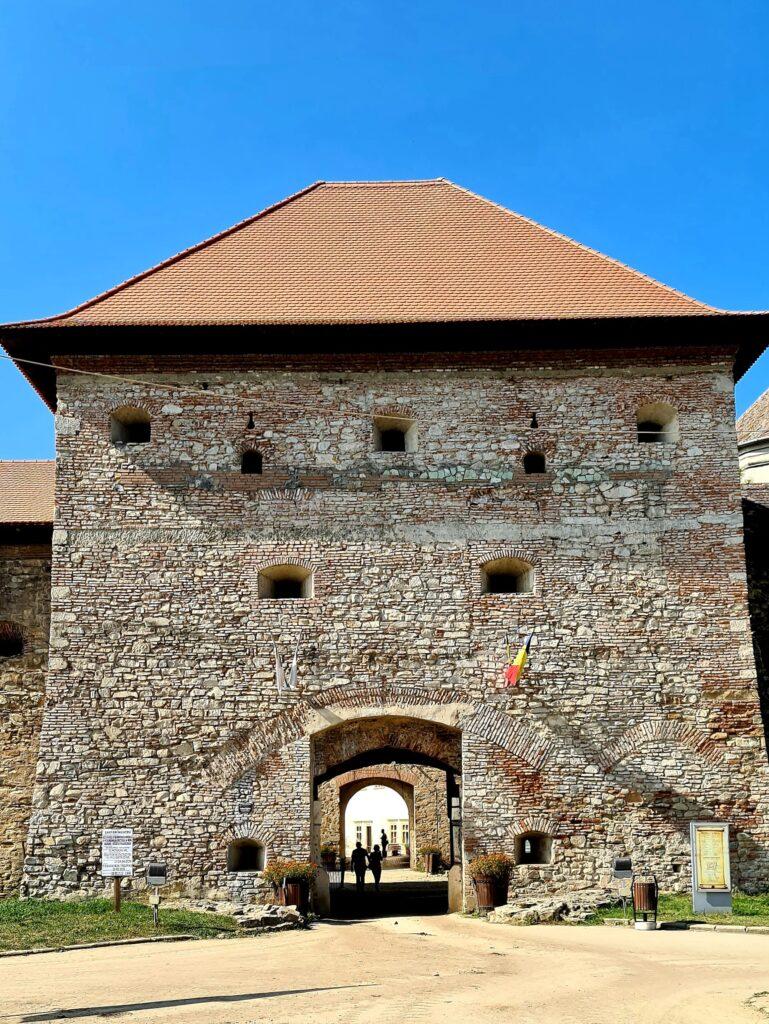 Cetatea Făgăraș, România