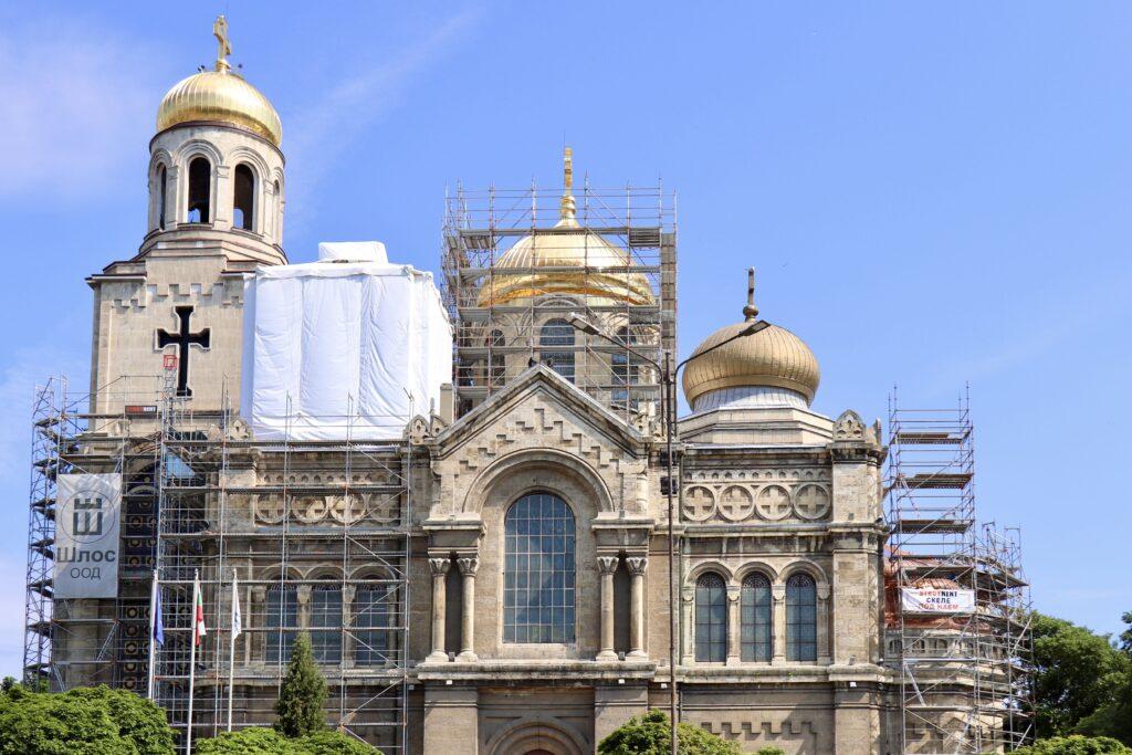 Catedrala Adormirea Maicii Domnului din Varna, Bulgaria