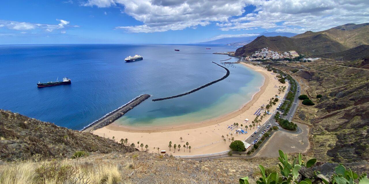 10 plaje din Tenerife pe care nu trebuie să le ratați