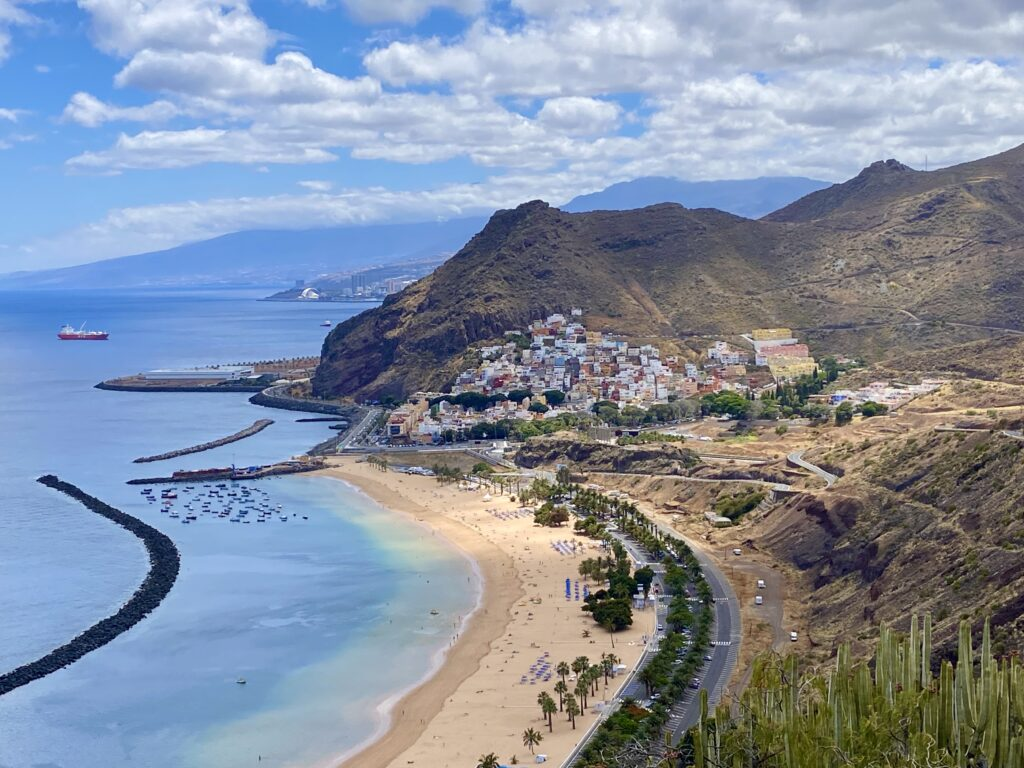 Mirador Las Teresitas, Tenerife